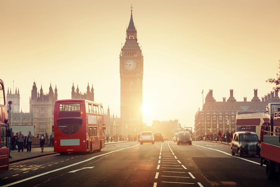 런던 시내투어