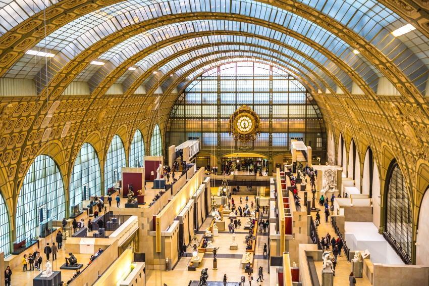 [화,토 출발]오르세 & 시내 전일 투어 [몽마르뜨 포함] (Orsay Museum & Paris City Tour)