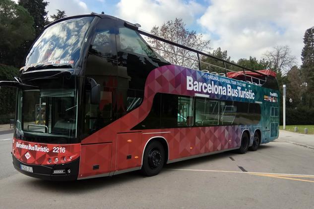 바르셀로나 시티투어버스