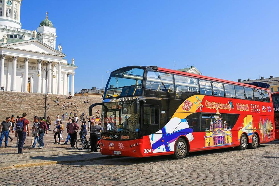 헬싱키 시티투어버스