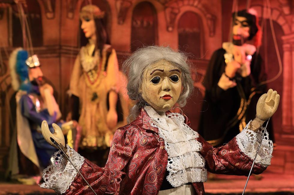 프라하 돈조반니 인형극